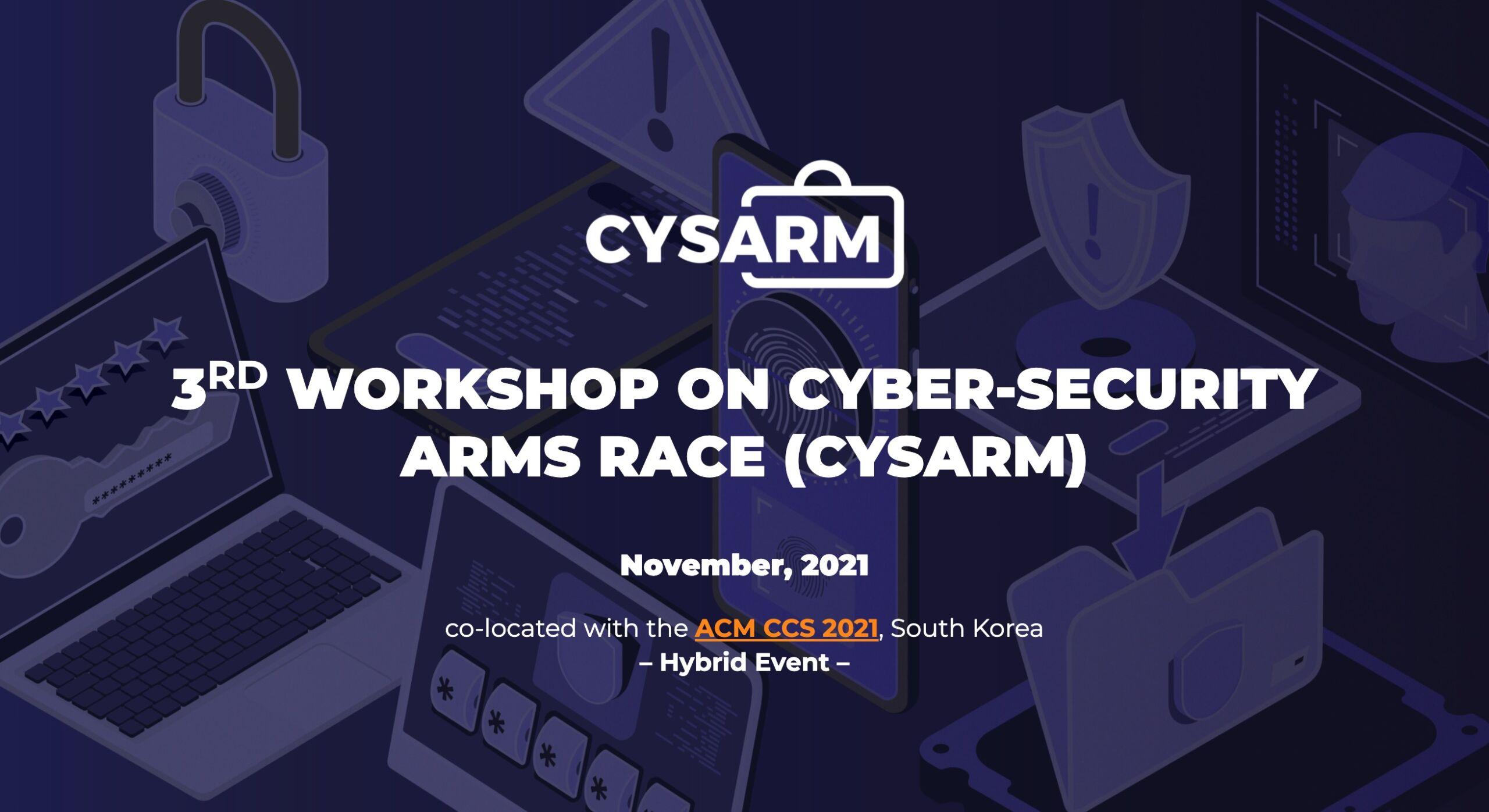 CYSARM 2021